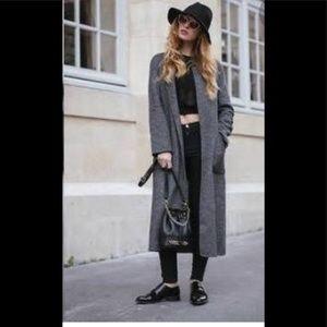 Zara Wool Maxi Coat